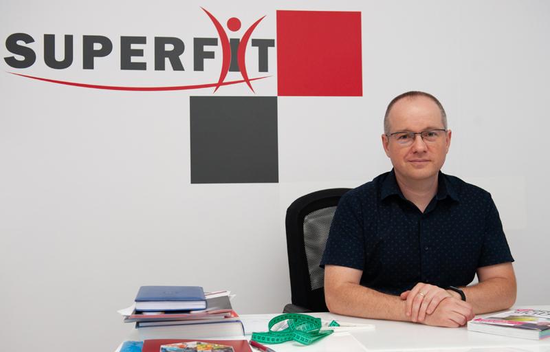 Nutritionist Dr Serban Damian - Centrul Superfit Bucuresti