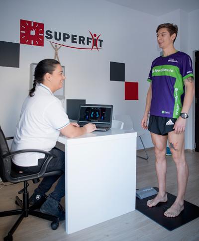 baropodometrie centrul superfit